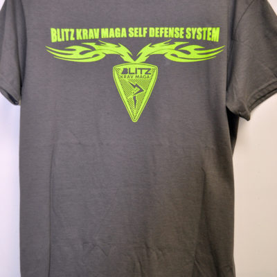 bkm wing design tee shirt